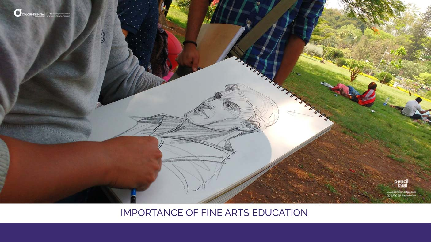 Importance of Fine Arts Education – Coloring India Foundation