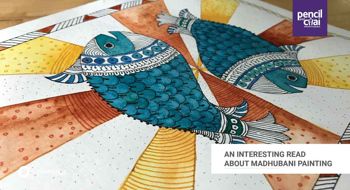 MADHUBANI PAINTINGS- The Beginning Of An Evolution