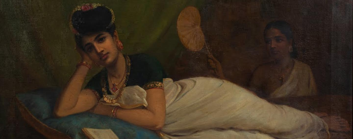 Artist contributions to Indian art from the art history!